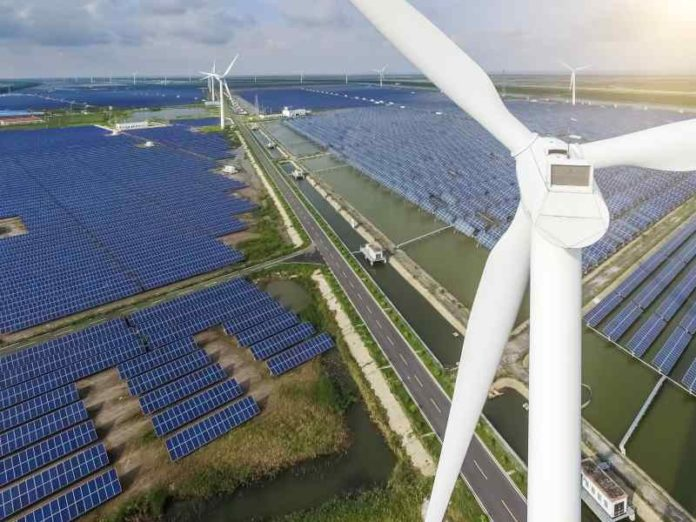 Just Recovery Renewable Energy Plan for Africa