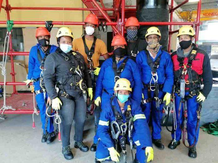 Wind Turbine Service Training