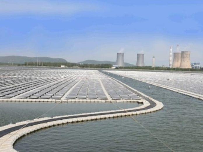 India floating solar PV