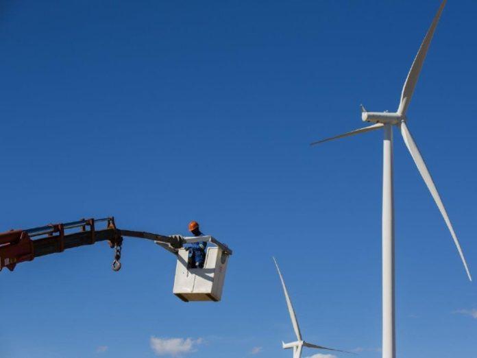 energy wind sector