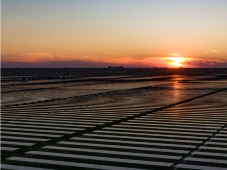 Another Bid Window 4 solar plant comes online