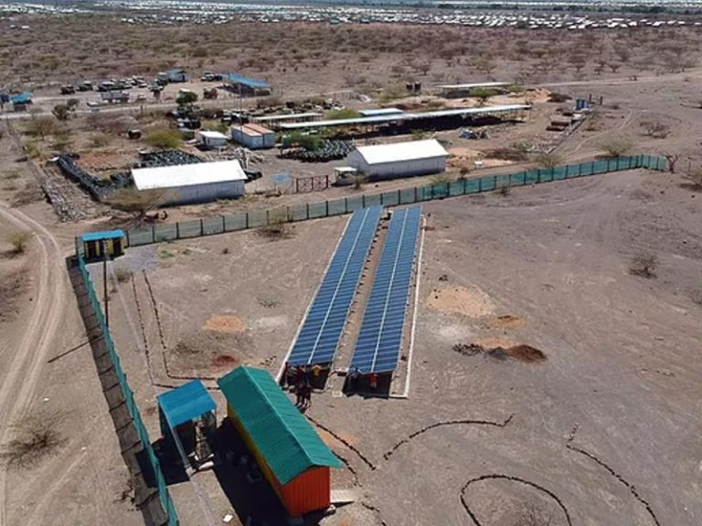 Private sector accelerating energy access in Africa