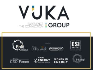 Enlit非洲和ESI非洲的创始人演变成了Vuka集团188bet金宝搏188bet代理网