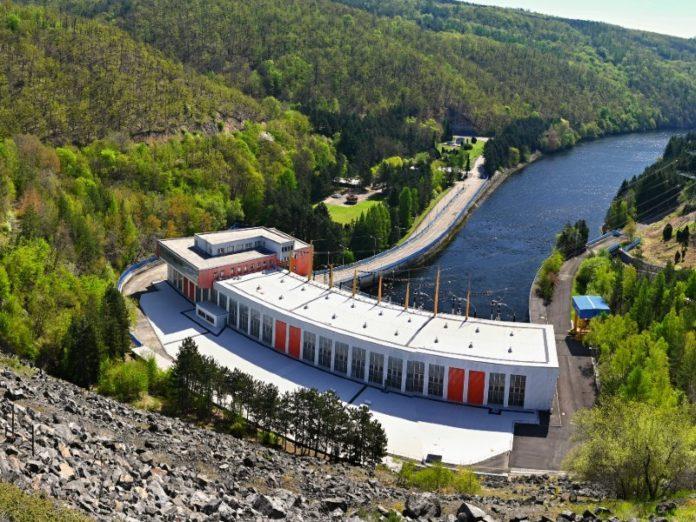 pumped storage hydropower