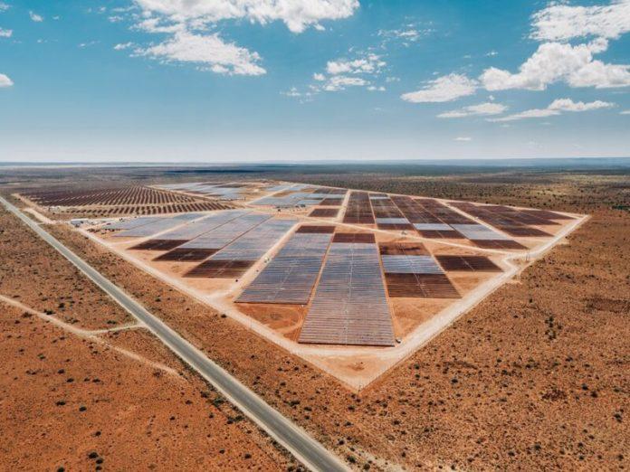 Greefspan II photovoltaic plant