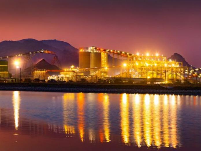 Mogalakwena mine, Limpopo, carbon neutrality