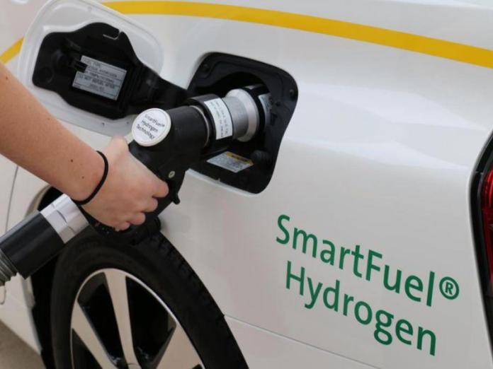 Metal-organic frameworks for hdrogen powered car