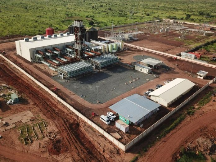 Mali Albatros Energy heavy fuel oil power station