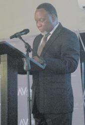 Kgalema Motlanthe conf