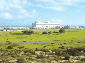 Koeberg nuclear P
