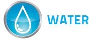 AUW water logo